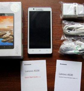 смартфон Lenovo a 536