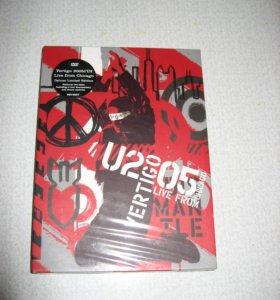 "U2 ""Vertigo 2005/Live From Chicago"" 2DVD Deluxe"