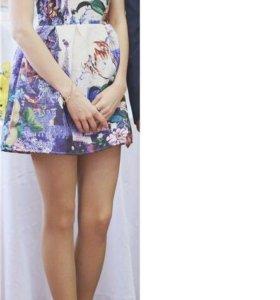 Платье б/у 1 раз , размер xs