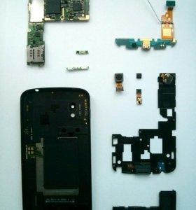 Запчасти к LG Nexus 4 E960