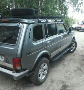 Нива(ВАЗ 2131)