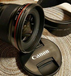 Canon ef 16-35mm 16-35 2.8L II