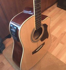 Электроакустическая гитара emio