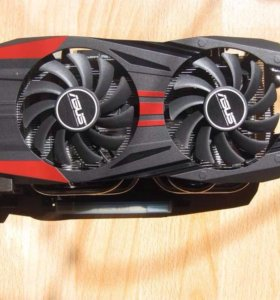 Видеокарта GeForce GTX 760 ASUS