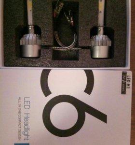Лампа h1 светодиодная