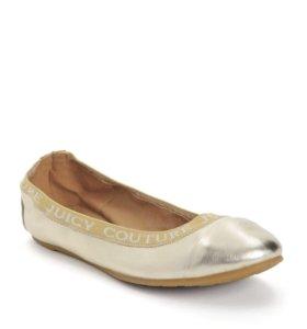 Балетки Juicy Couture Polina Ballet Flat