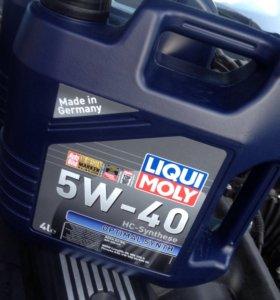 Моторное масло LIQUI MOLY 5W-40