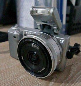 Sony Nex 5 фотоаппарат
