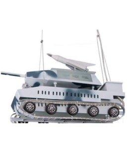 Люстра танк
