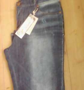 джинсы новые р50