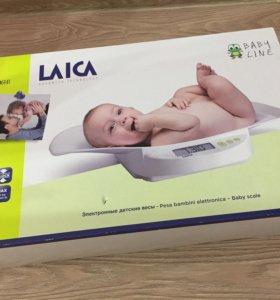 Новые детские весы LAICA