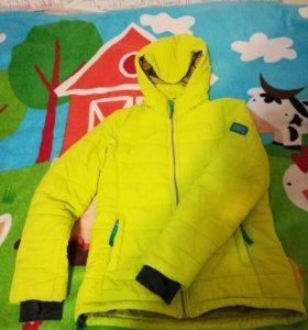 Куртка осень-весна didriksons