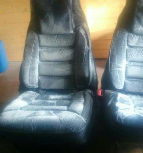 Сиденья от машины ВАЗ2114