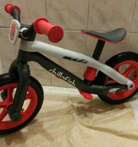 Беговел (велобег) в стиле трюкового Chillafish BMX