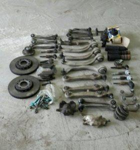 Подвеска на Paseat B5, B5+, Audi A4,A6