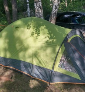 Палатка 3х местная.Тайга 3