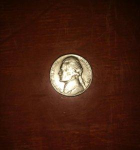 Продам монету перевертыш