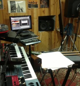 Студия звукозаписи в Курске