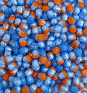 Бахилы в капсулах 28 мм