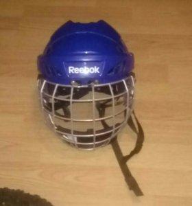 Шлем(хоккейный)