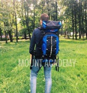 Туристический рюкзак на 80 литров с каркасом