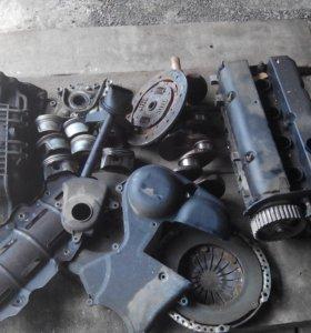 Двигатель разборе Ford Focus 1.6