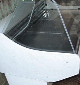 Б/У Холодильная витрина MAWI 0 +8С 1,5 м.
