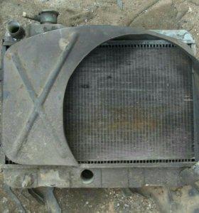Радиатор для ВАЗ 2101