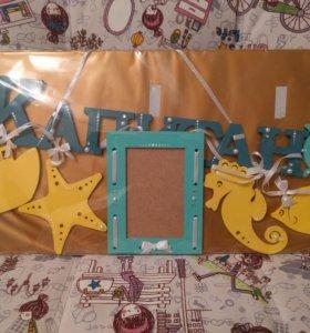 Детская метрика, поздравительные открытки