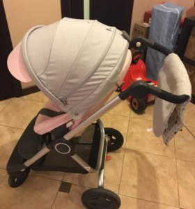 Коляска Stokke Scoot V2