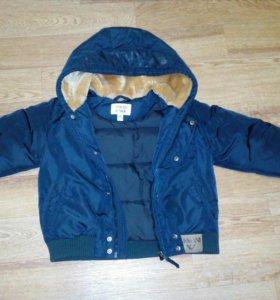 Куртка зима Armani 116