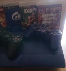 Sony Play Station 3 super slim 250 Gb