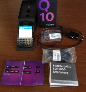 Blackberry Q10 4G 16GB