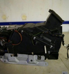 Мотор печки мерседес w220 w215 s500