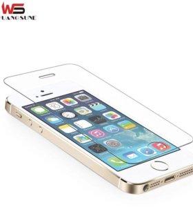 Стекло и чехлы на iPhone 6/6s plus