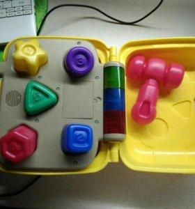 Музыкальный чемоданчик Little tikes