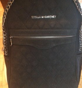 Рюкзак женский замша