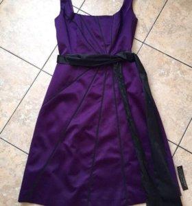 Вечернее элегантное платье с Парижа оригинал