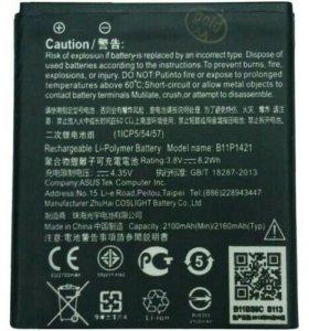 ASUS Zenfone C B11P1421 Аккумулятор