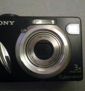 Цифровой фотоаппарат SONY DSC-W15