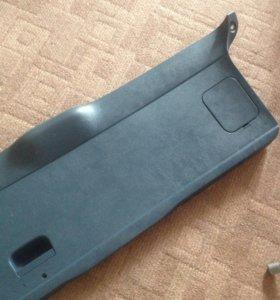 Задний пластик багажника фольксваген пассат б3