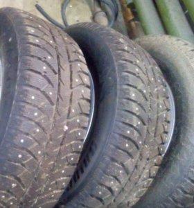 Колёса и шины разных размеров