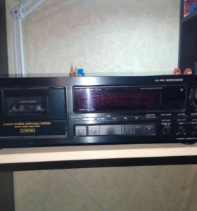 Sony TC-K222ESG