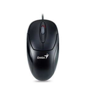 Мышь Genius XScroll V3 Black
