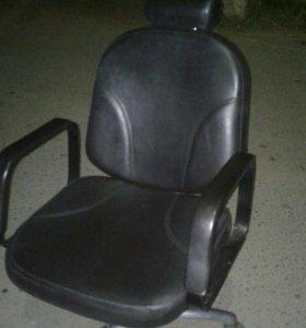 Кресло барбершопа