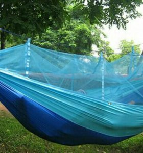 Гамак-Палатка Двухместный с Защитой от Насекомых