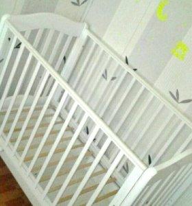 """Детская кроватка Гандылян """"Ванечка"""""""