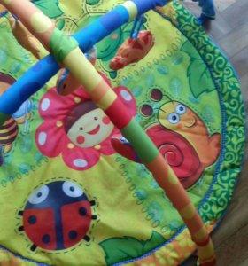 Развивающий коврик для малышей.