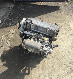Двигатель D16A