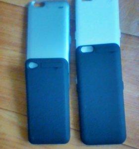 Чехол аккумулятор iPhone 4,4s и 3 на iPhone 6,6s